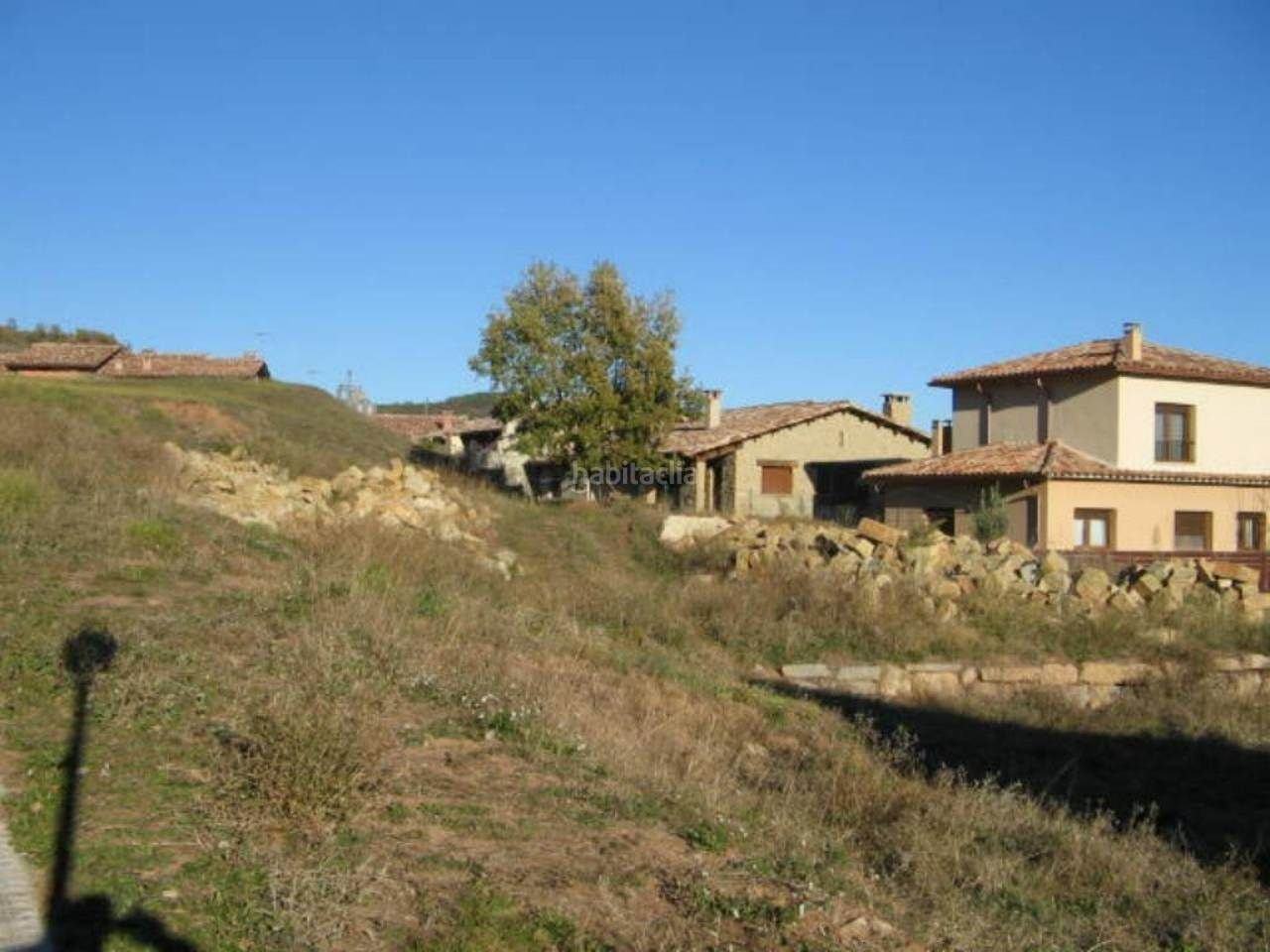Residential Plot in Collsuspina