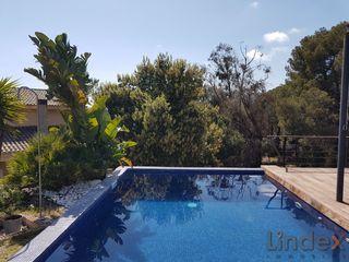 Xalet  Carrer mirador de maltemps. 4 vientos con piscina,vistas mar