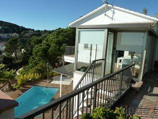 Xalet a Can palau, s/n. Casa 4 vientos con piscina