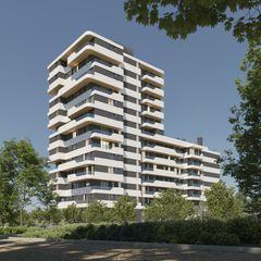 Flat en Carrer estronci, 71. Obra nueva. New building