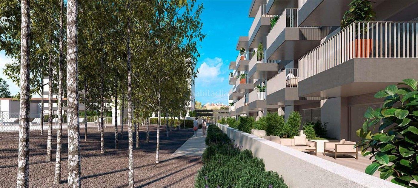 castella la manxa Edificio viviendas Obra nova Palma de Mallorca