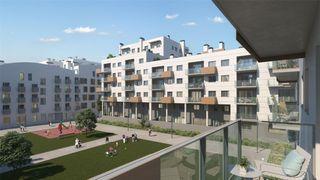 Zweistöckige Wohnung Rambla Lluis Companys. Neubau