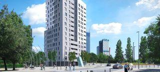 Appartement Plaça Europa, 126. Nouvelle construction