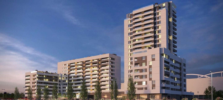 Flat en Avenida navarra, 104. Obra nueva. New building