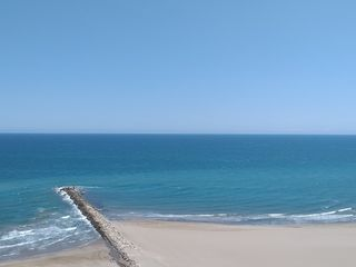 Appartement  Playa el puig. Con vistas al mar primera linea