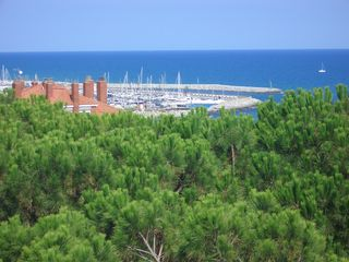 Miete Appartement in C/ can sanç  sant andreu de llavaneres, 71. Con vistas al mar y port balis!!