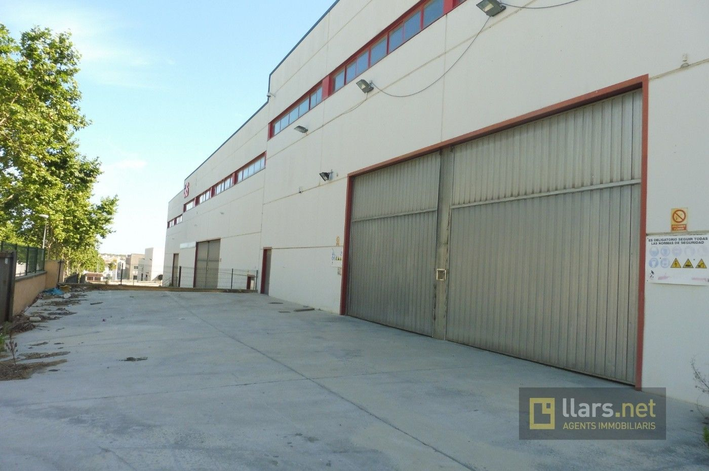 Industrial building in Carrer masia nova, 19. Nave industrial de 705 m2