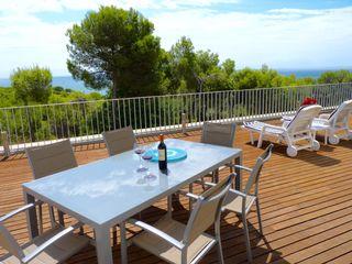 Zweistöckige Wohnung in Carrer blaumar, 18. Super-duplex vistas al mar