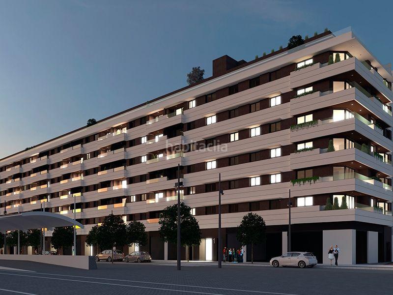Fachada Edificio viviendas Valencia