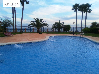 Appartement en Agua Marina. Piso de 2 hab en residencial cerrado con piscina comunitaria