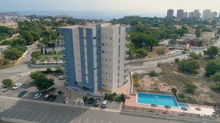 Piso en Campoamor. 7 planta con vistas panorámica al mediterráneo y gran piscina co