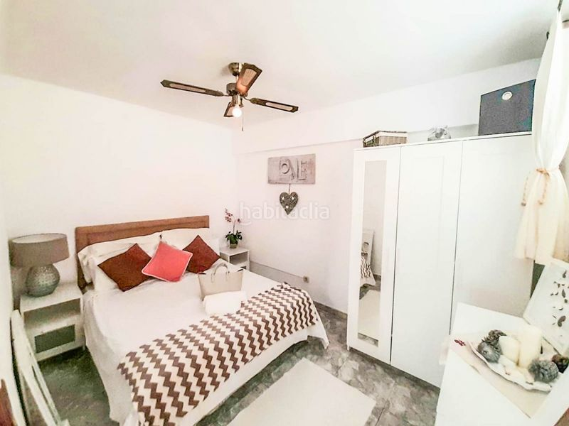 Dormitorio doble. Flat with heating in Magaluf Calvià