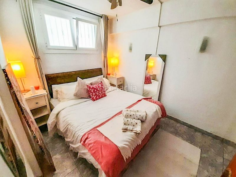 Dormitorio principal. Flat with heating in Magaluf Calvià