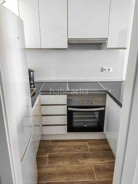 Cocina tipo office. Rent flat with heating parking in Palmanova Calvià