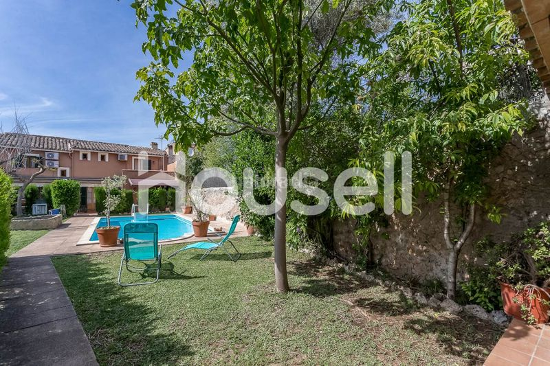 DCIM-3. House with parking pool in Consell
