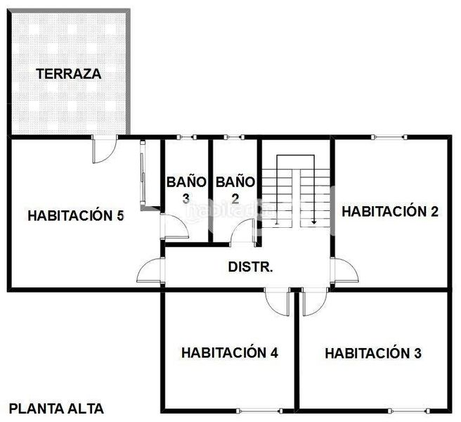 DCIM-35. House with parking pool in Consell