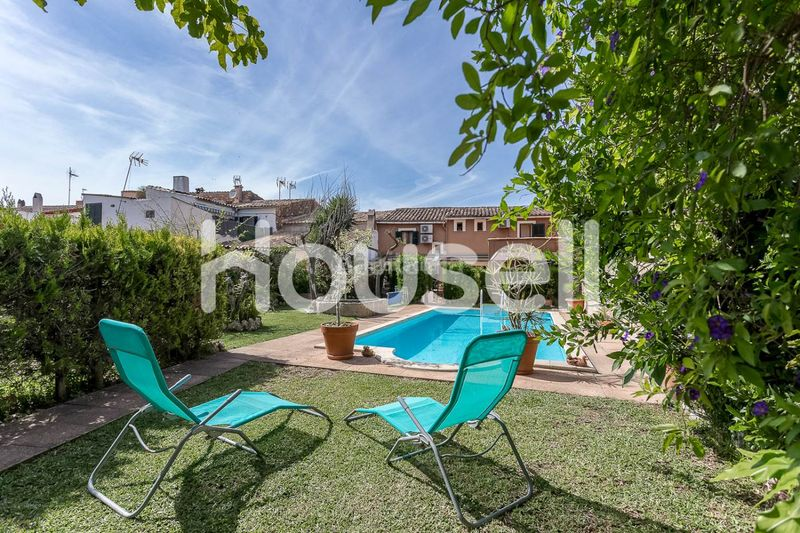 DCIM-4. House with parking pool in Consell