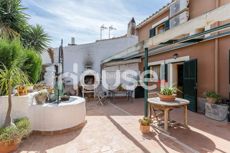 DCIM-9. House with parking pool in Consell