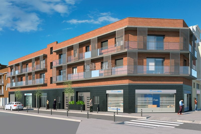 Carrer Comerç, 44 Edificio viviendas Hospitalet de Llobregat (L´)