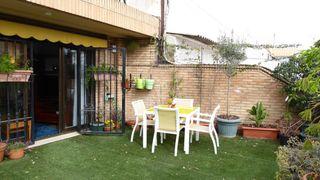 Penthouse en Calle alboraya, 69. Un jardin en plena ciudad
