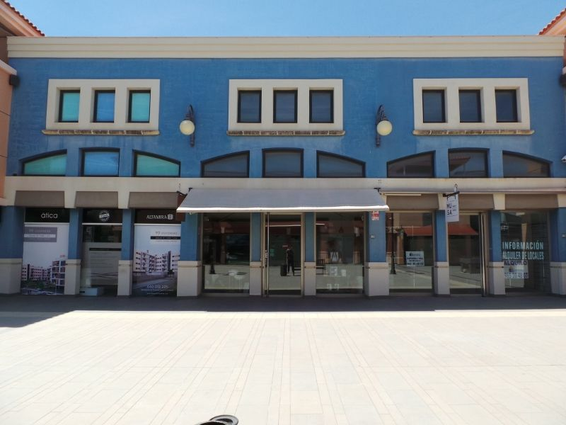 Affitto Locale commerciale in Centro comercial villamarco, s/n. Alquilo local para veterinario