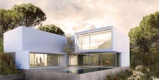 Casa en Avinguda cami de miralpeix, 19. Casa en can girona vistas al mar