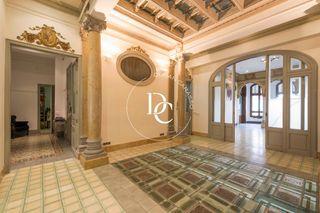 Etagenwohnung Sant Gervasi - Galvany. Stattliche wohnung in einem klassischen bauernhof
