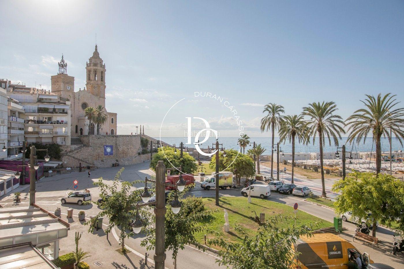 Piso en primera linea de mar Sitges