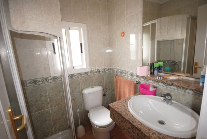 Baño. House with fireplace heating parking pool in Sant Agustí-Cala de Bou Sant Josep de sa Talaia