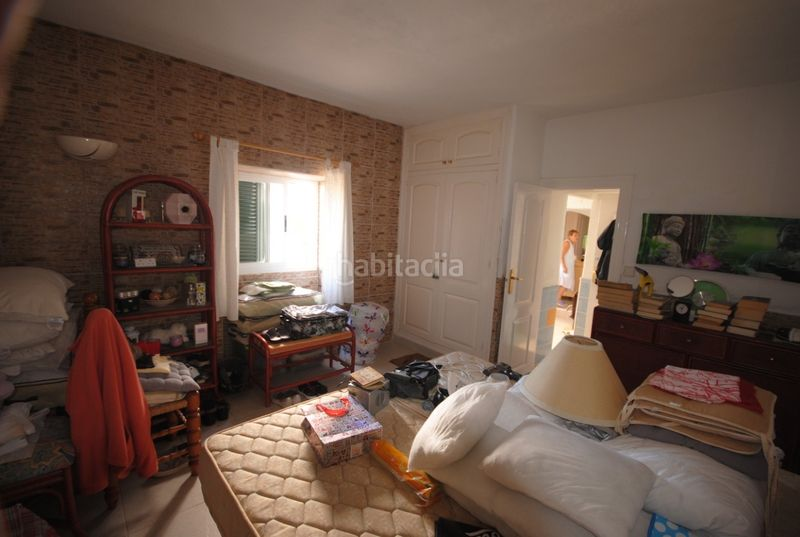 Dormitorio. House with fireplace heating parking pool in Sant Agustí-Cala de Bou Sant Josep de sa Talaia