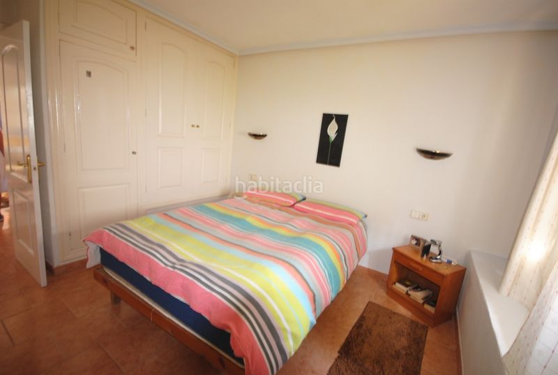 Dormitorio . House with fireplace heating parking pool in Sant Agustí-Cala de Bou Sant Josep de sa Talaia