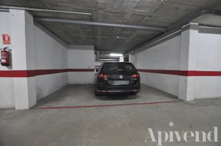 Parking coche  Carrer jose de espronceda (de). Parking centro de roses