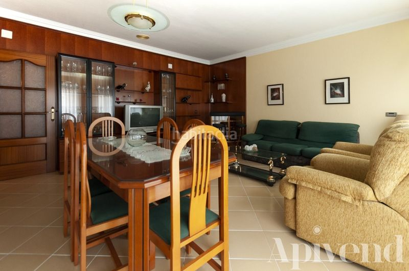 Gran Salón Comedor. Apartment with heating in Centre Roses