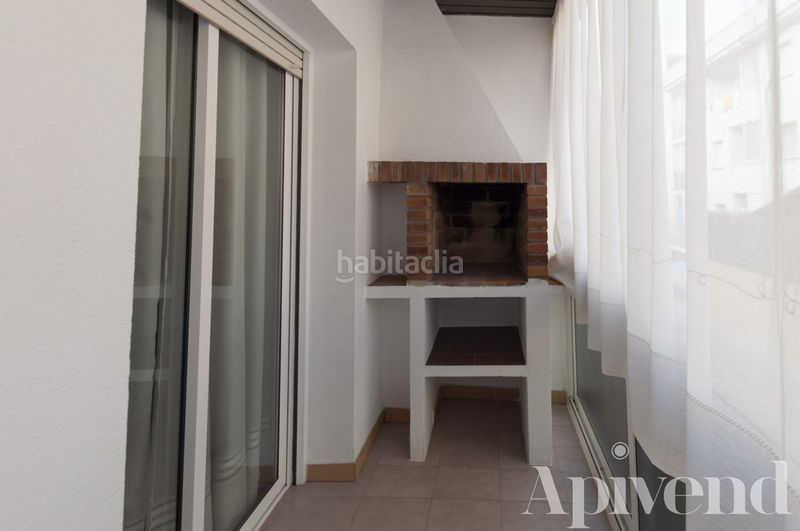 Terraza Cerrada. Apartment with heating in Centre Roses