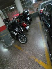 Rent Motorcycle parking in Carrer sant antoni maria claret, 110. ´miniparking´ per a 5 motos!