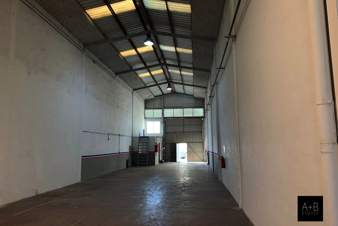 Alquiler Nave industrial  Calle 30 sur. Alquiler nave industrial