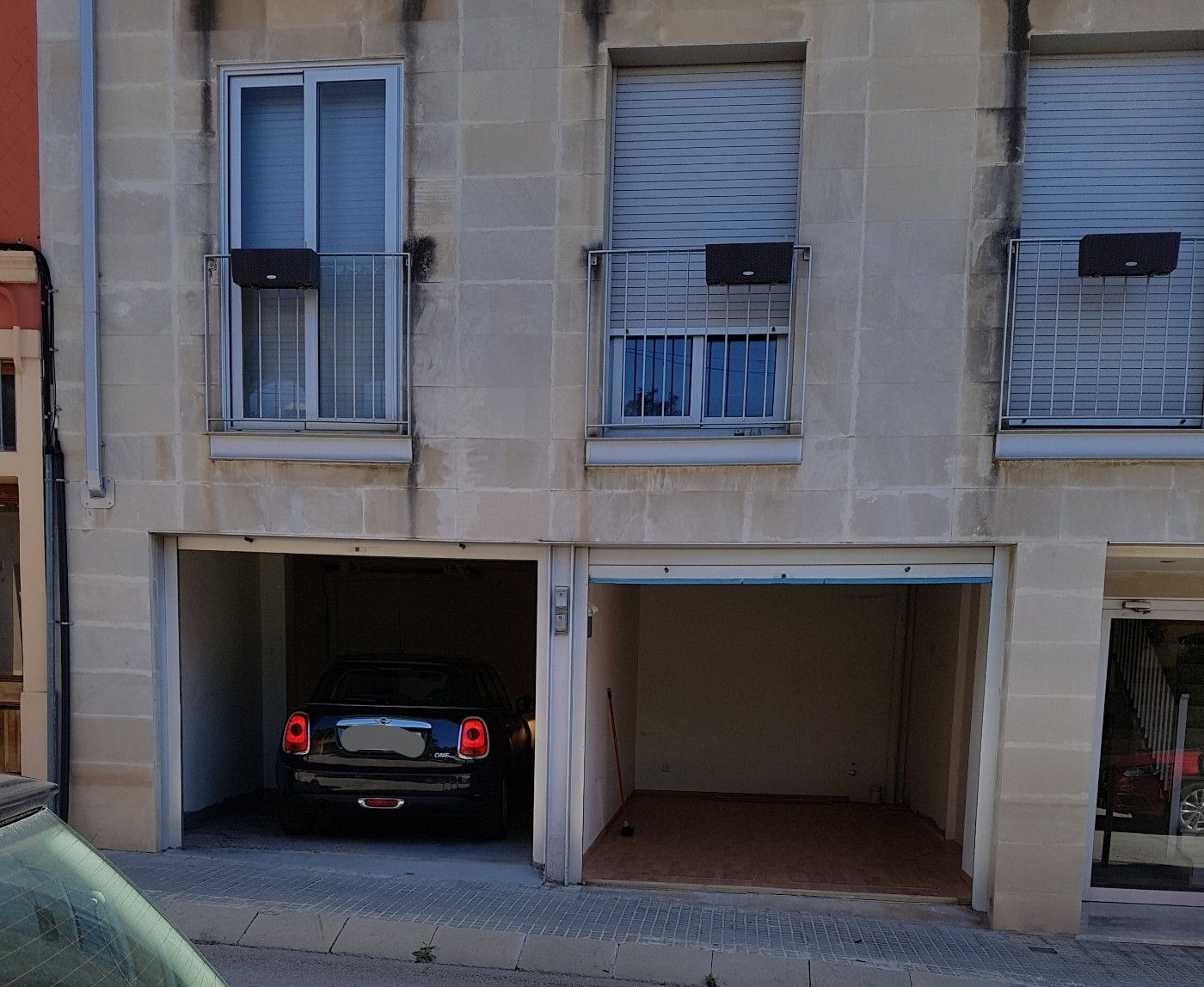 Affitto Posto auto in Carrer major, 23. Parking individual tipus box