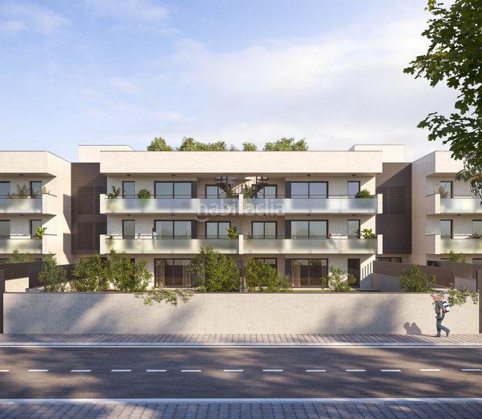Wohngebäude von Neubauten in Terramar-Vinyet Sitges Lanius Roig