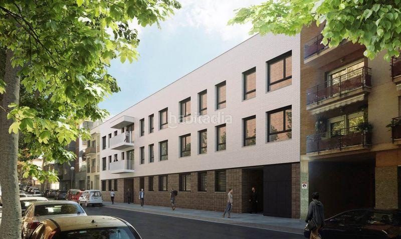 Edificio viviendas de obra nueva en Plana Lledó Mollet del Vallès 2 Colors