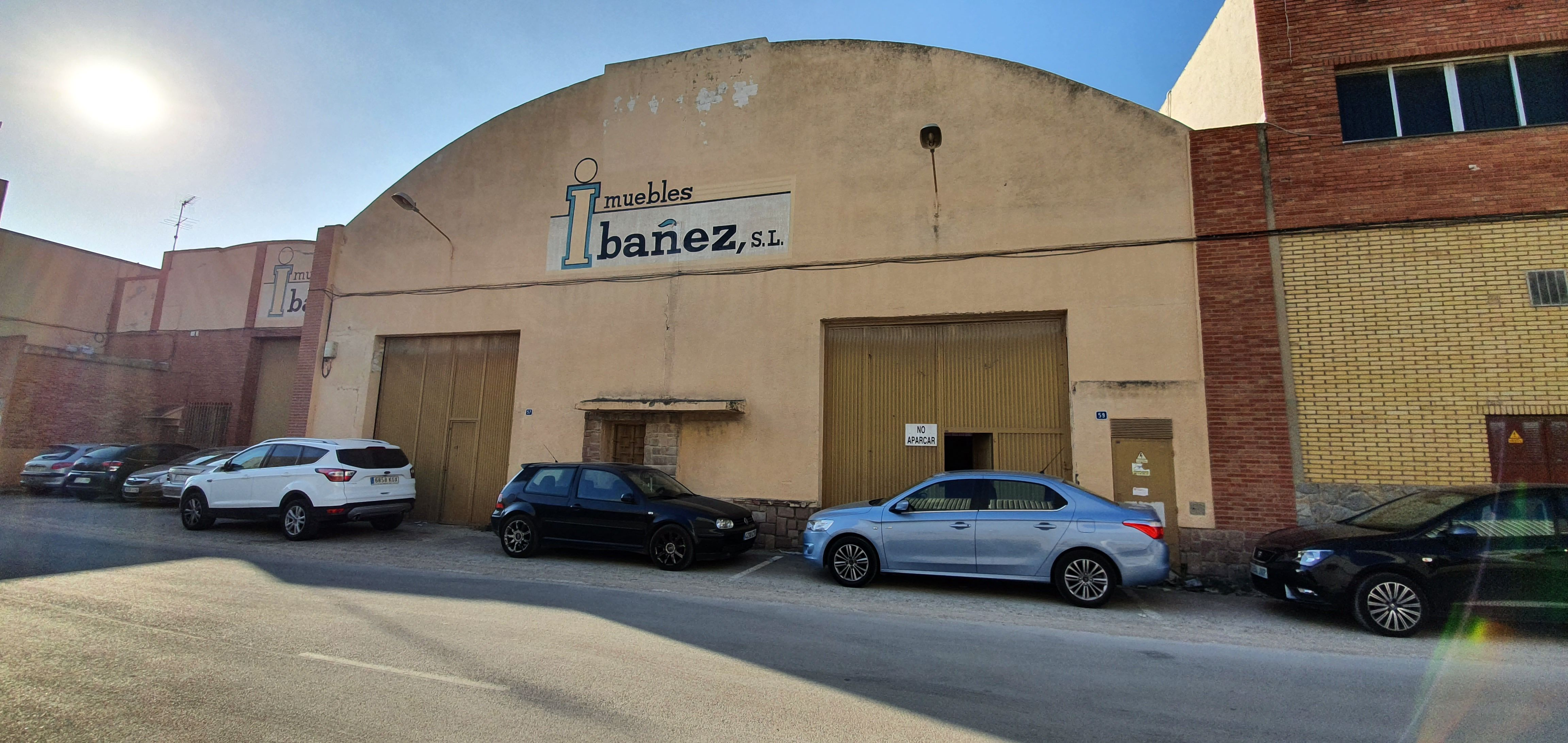 Fabrikhalle in Beniparrell. Solvia inmobiliaria - nave industrial beniparrell