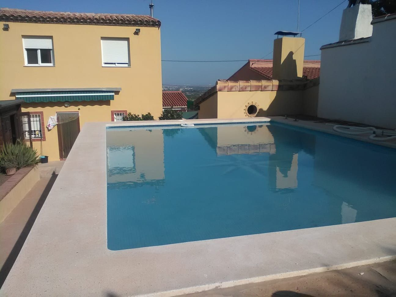 Miete Chalet  Penelope-zona. Chalet con piscina