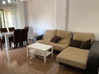 Miete Appartement  Avenida germanies. Piso amueblado