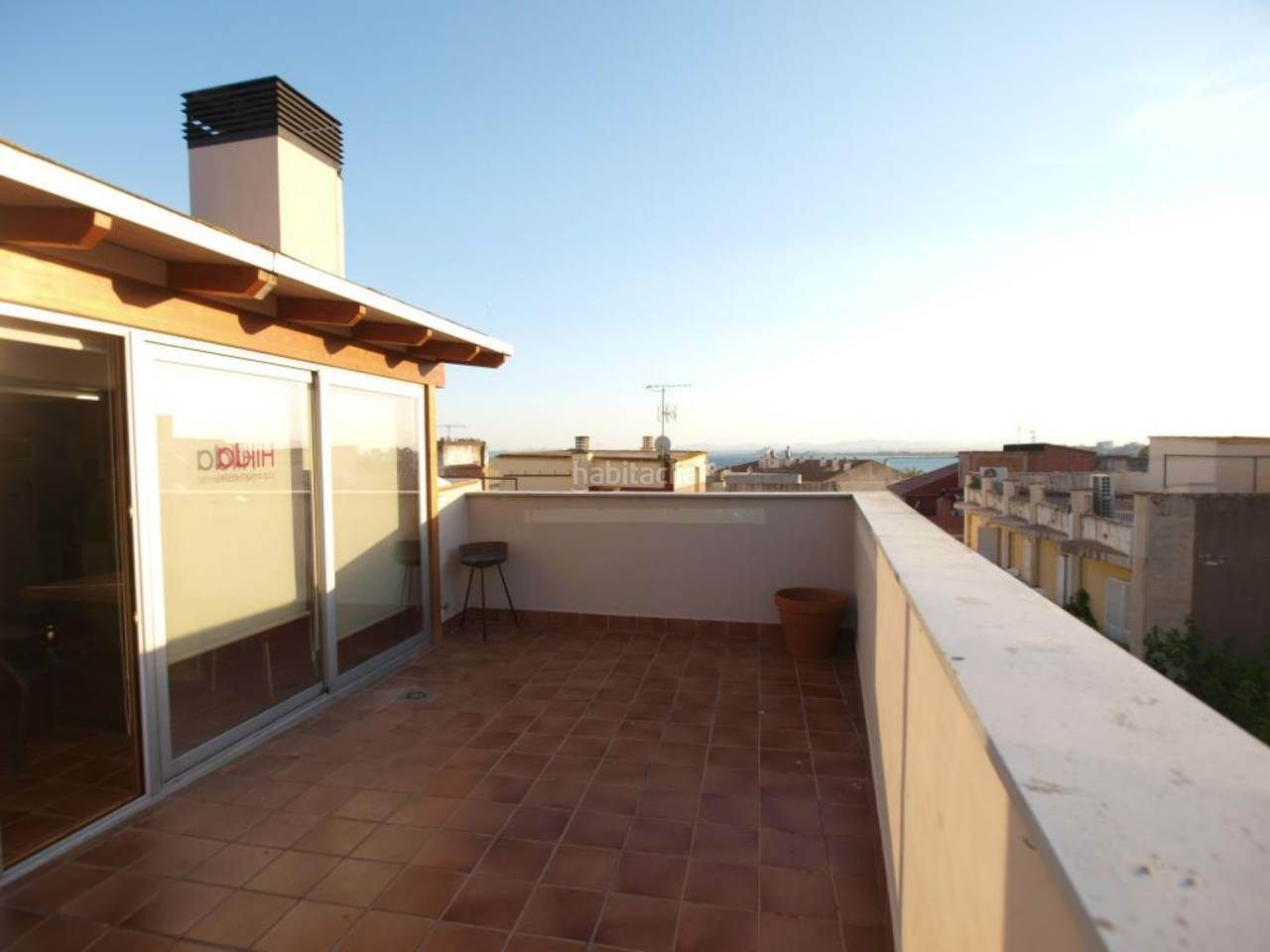 Penthouse in Centre. Atico en venta en casc antic