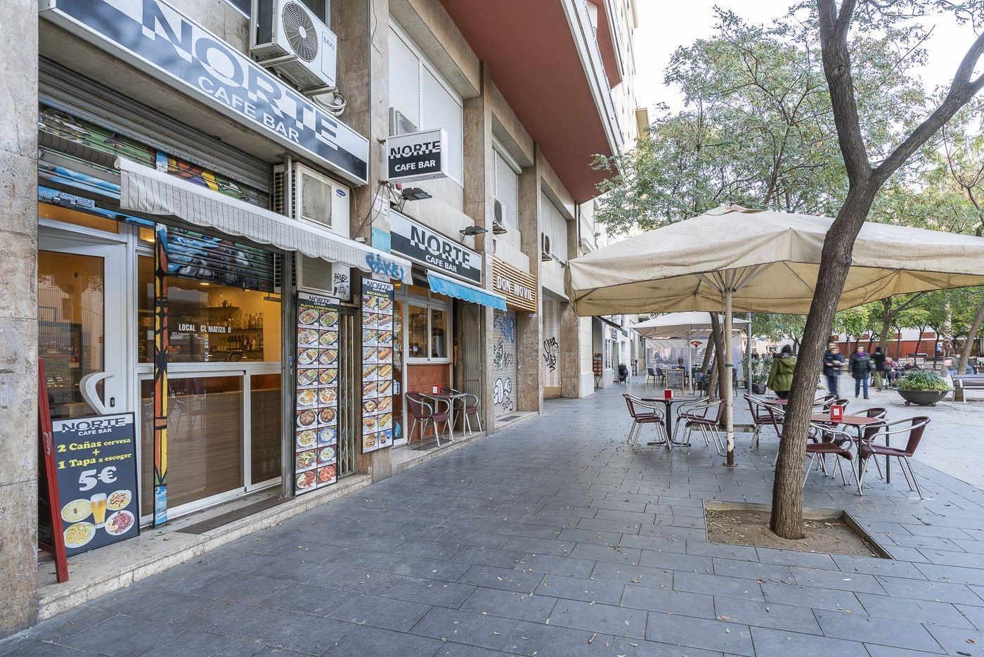 Trapasso Locale commerciale  Carrer ribes