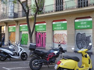 Lloguer Local Comercial en Letamendi 30. Local para restauración disponible en traspaso