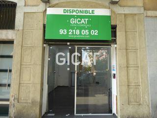 Local Comercial CREU COBERTA 117. Local en perfecto estado de conservación en c  creucoberta 117