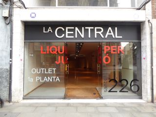 Local Comercial en Carrer Sants, 226