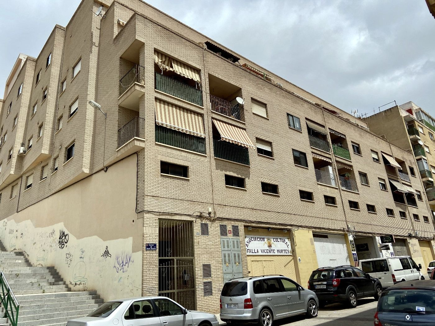 Appartement  Calle sant onofre. Piso de banco financiado 100%