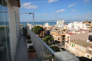 Apartamento  S´arenal. Vistas al mar opertunidad