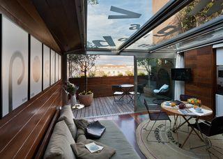 Attique plaza antonio lopez, 6. Penthouse avec terrasse et vues